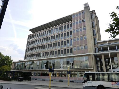Propagandacentrum en administratief complex Elektriciteits-, Gas- en Waterdiensten