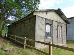 Houten barak