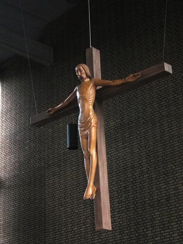 Antwerpen Valkenveld zonder nummer kruisbeeld