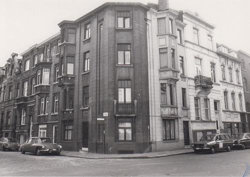 Gent Penitentenstraat 15-17, Baudelostraat 24-30