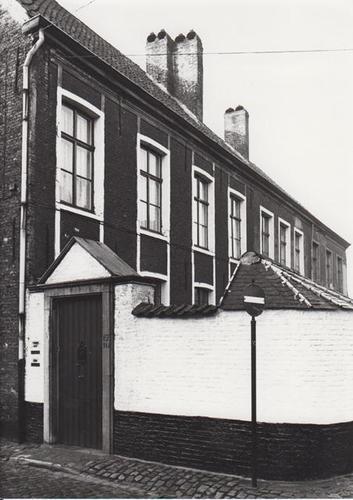 Gent Provenierstersstraat 6-8, Zwartekatstraat 2-8