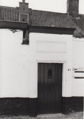 Gent Provenierstersstraat 49