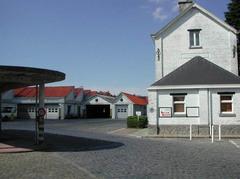 Opslag- en onderhoudsgebouwen van de Maatschappij der Buurtspoorwegen