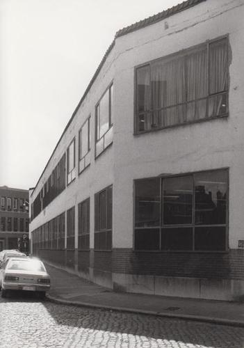 Gent Meersstraat 128, Raketstraat 1A