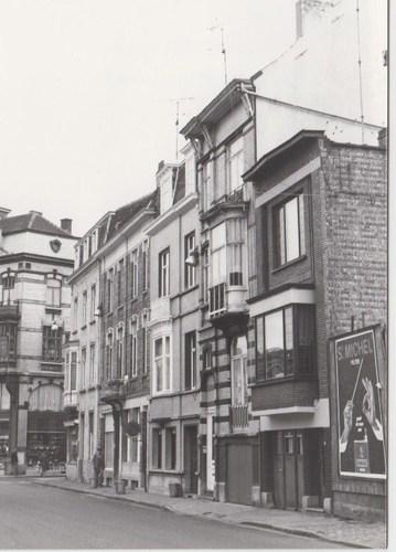 Gent Rodelijvekensstraat 1-17