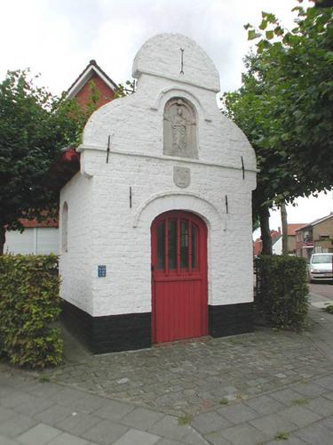 Brugge Kerklaan zonder nummer kapel
