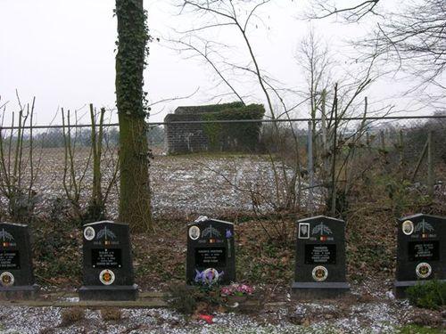 Engelenhof (begraafplaats) Evergem