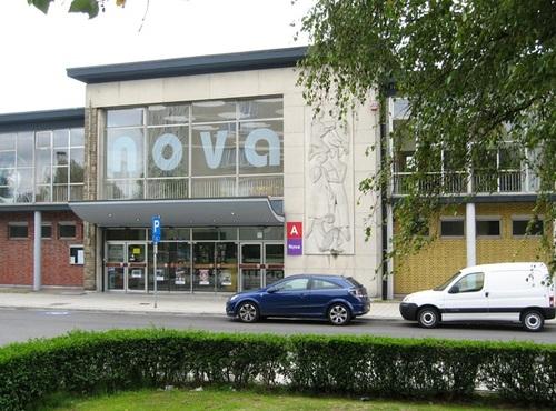 Antwerpen Schijfstraat 105 noordgevel