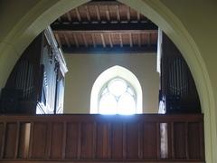 Orgel kerk Sint-Niklaas