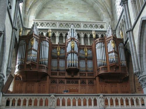 orgelID-0018-IEPER,Sint-Maartenskathedraal,orgel
