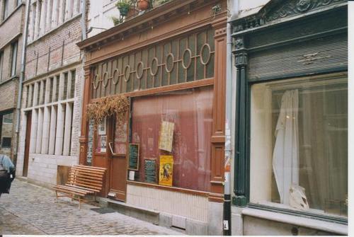 Gent Serpentstraat 5