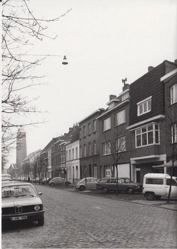 Gent Sint-Pietersaalststraat  42-74