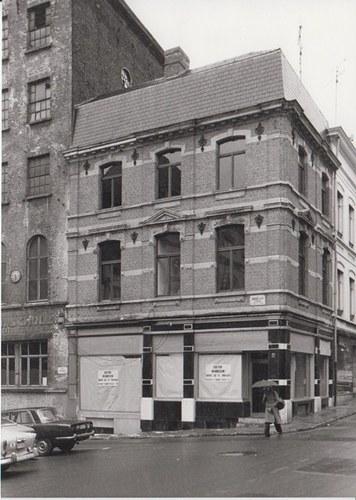 Gent Sint-Pietersnieuwstraat 1