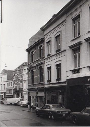 Gent Sint-Pietersnieuwstraat 1-3
