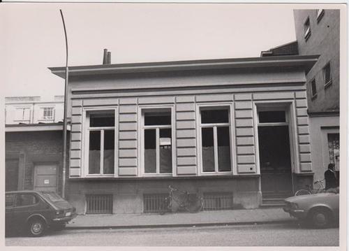 Gent Sint-Pietersnieuwstraat 43