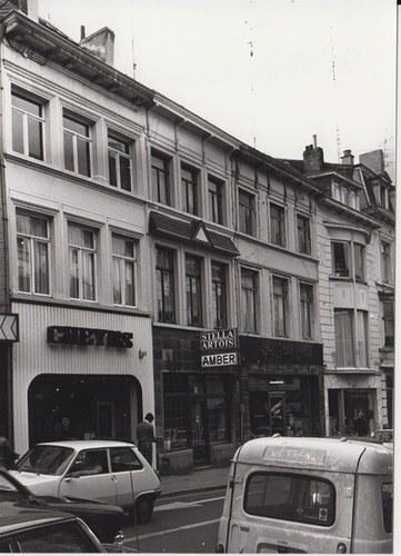 Gent Sint-Pietersnieuwstraat 38-42