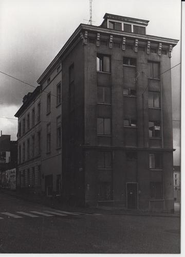 Gent Sint-Pietersplein 30-41, Sint-Amandstraat