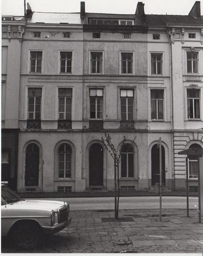 Gent Sint-Pietersplein 45, Sint-Amandstraat 55