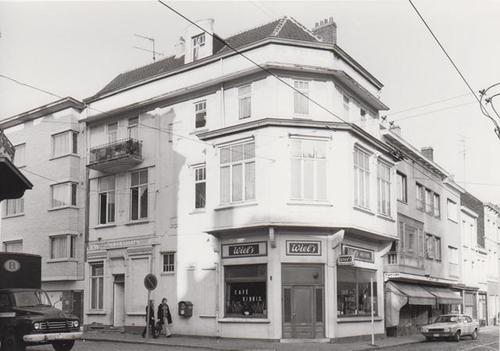 Gent Sint-Salvatorstraat 129, Hugo Van der Goesstraat 8