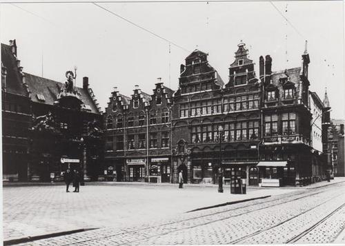 Sint-Veerleplein straatbeeld
