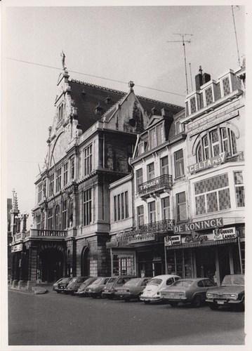 Gent Sint-Baafsplein 17-21