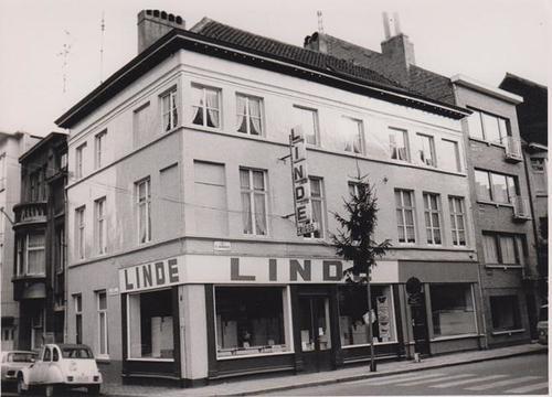 Gent Sint-Jacobsnieuwstraat 1-3