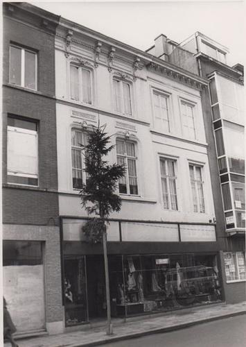 Gent Sint-Jacobsnieuwstraat 20, 20A-F