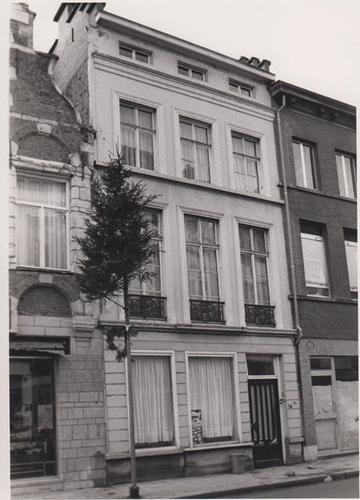 Gent Sint-Jacobsnieuwstraat 28