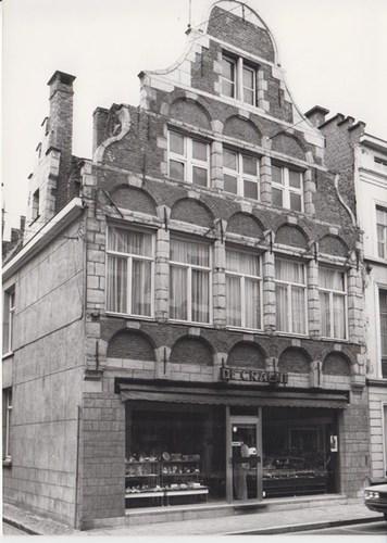 Gent Sint-Jacobsnieuwstraat 30