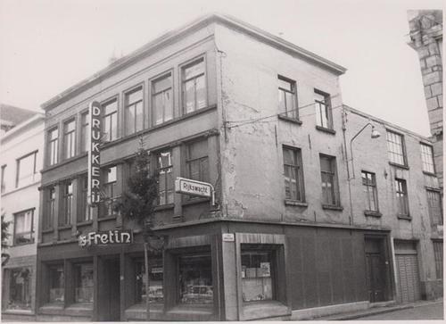 Gent Sint-Jacobsnieuwstraat 32, Erpelsteeg 74-80