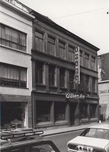Gent Sint-Jacobsnieuwstraat 32