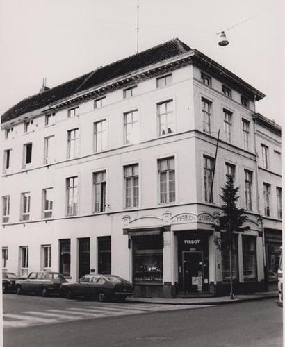 Gent Sint-Jacobsnieuwstraat 38