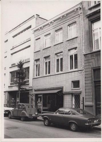Gent Sint-Jacobsnieuwstraat 111-113