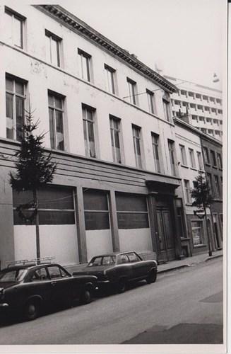 Gent Sint-Jacobsnieuwstraat 119