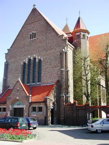Brugge Sint-Katarinastraat zonder nummer Sint-Katarinakerk
