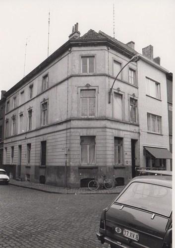 Gent Sint-Jansdreef 14, IJkmeesterstraat 17-19