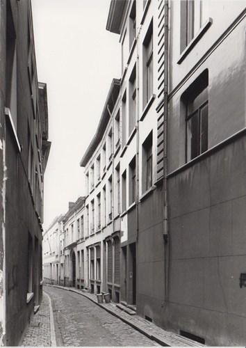 Sint-Jansvest pare straatzijde
