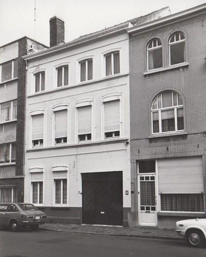Gent Sint-Lievenspoortstraat 99