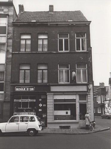 Gent Sint-Lievenspoortstraat 22-24