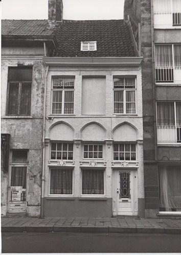 Gent Sint-Lievenspoortstraat 34