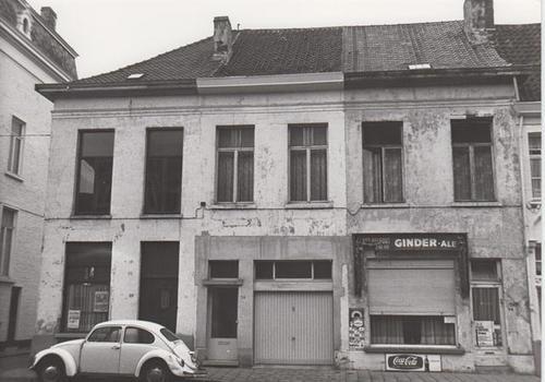 Gent Sint-Lievenspoortstraat 36-40
