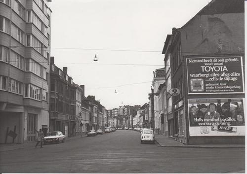 Gent Sint Lievenspoortstraat