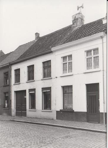 Gent Sint-Machariusstraat 36-38