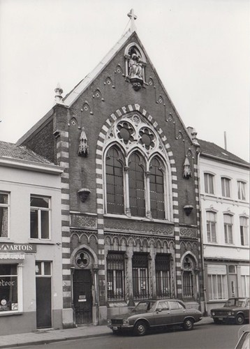 Gent Sint-Lievenspoortstraat 142