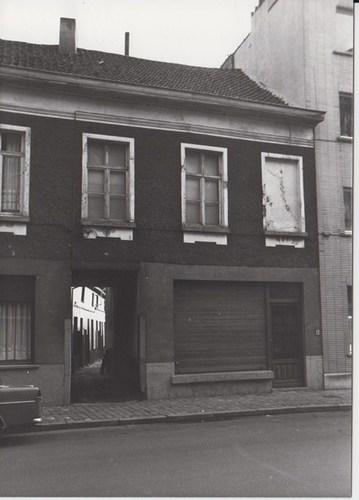Gent Sint-Lievenspoortstraat 201-209