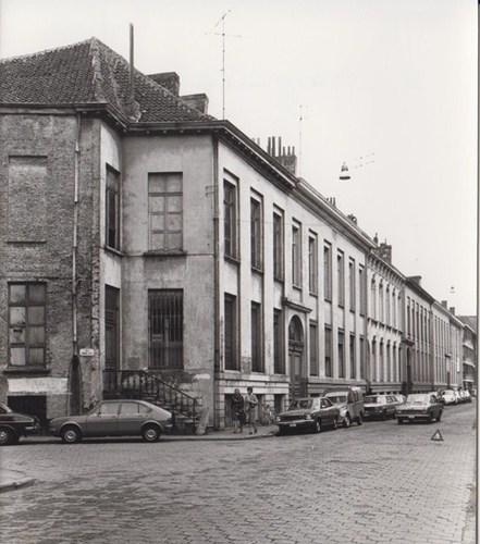 Gent Sint-Margrietstraat 36 (voorheen nummer 38-44)