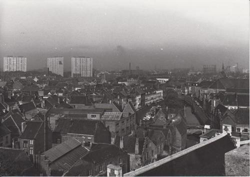 Sint-Widostraat, Lievekaai
