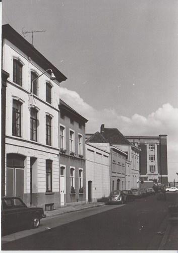 Stokerijstraat straatbeeld