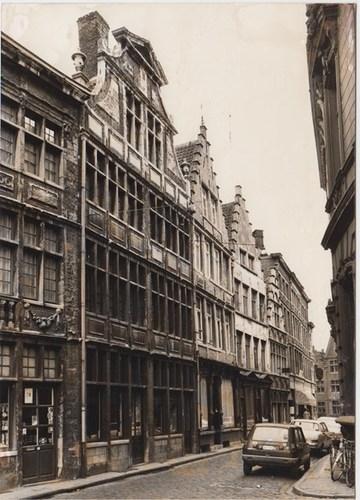 Jan Breydelstraat  straatbeeld
