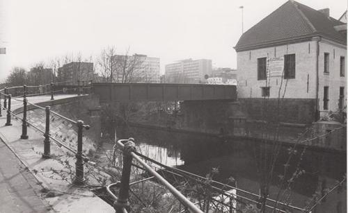 Gent Kantienberg, Muinkbrug